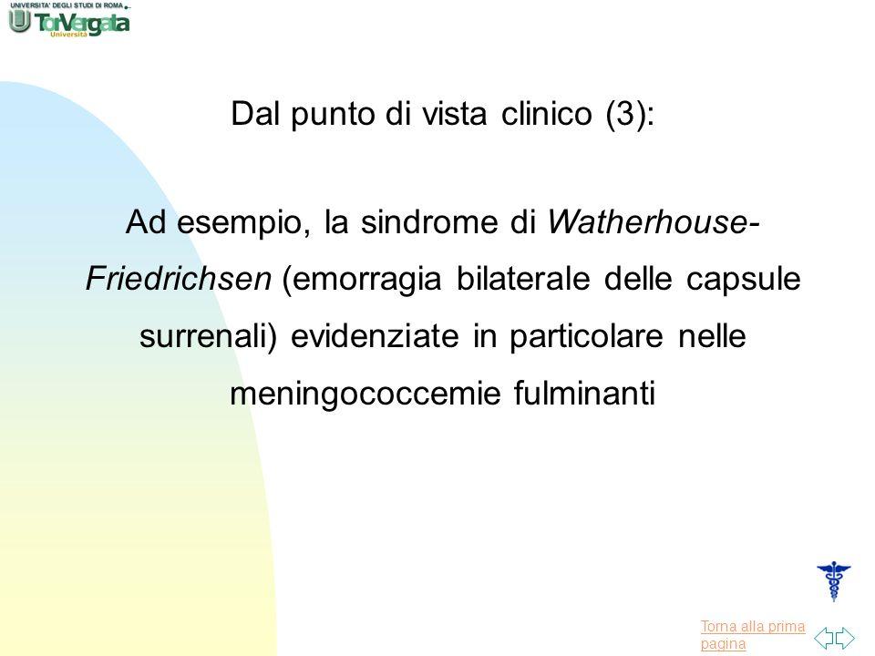 Dal punto di vista clinico (3):
