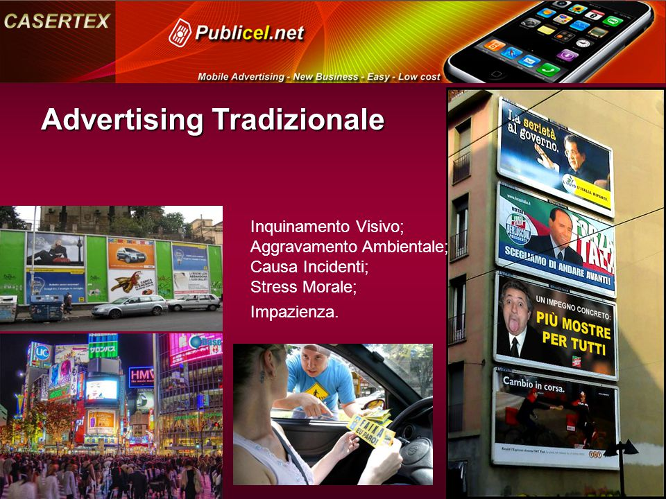 Advertising Tradizionale