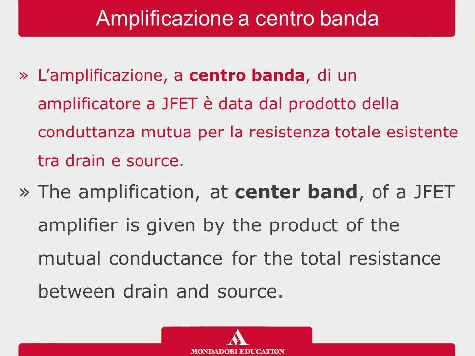 Amplificazione a centro banda
