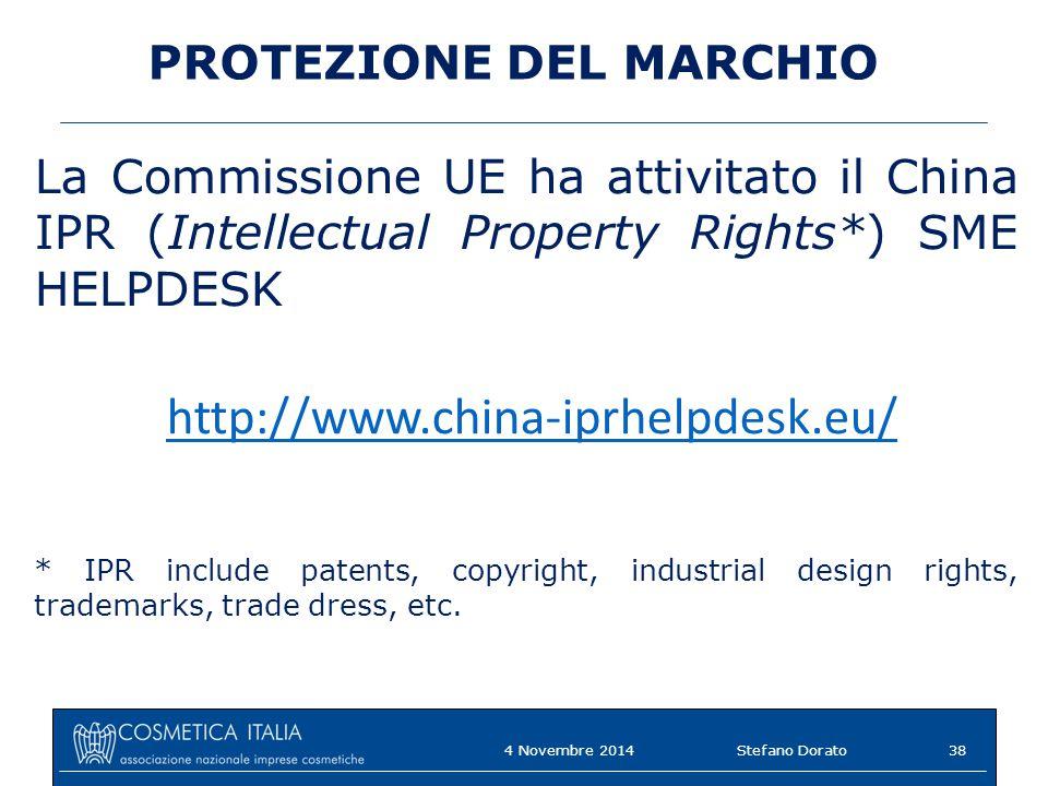 PROTEZIONE DEL MARCHIO