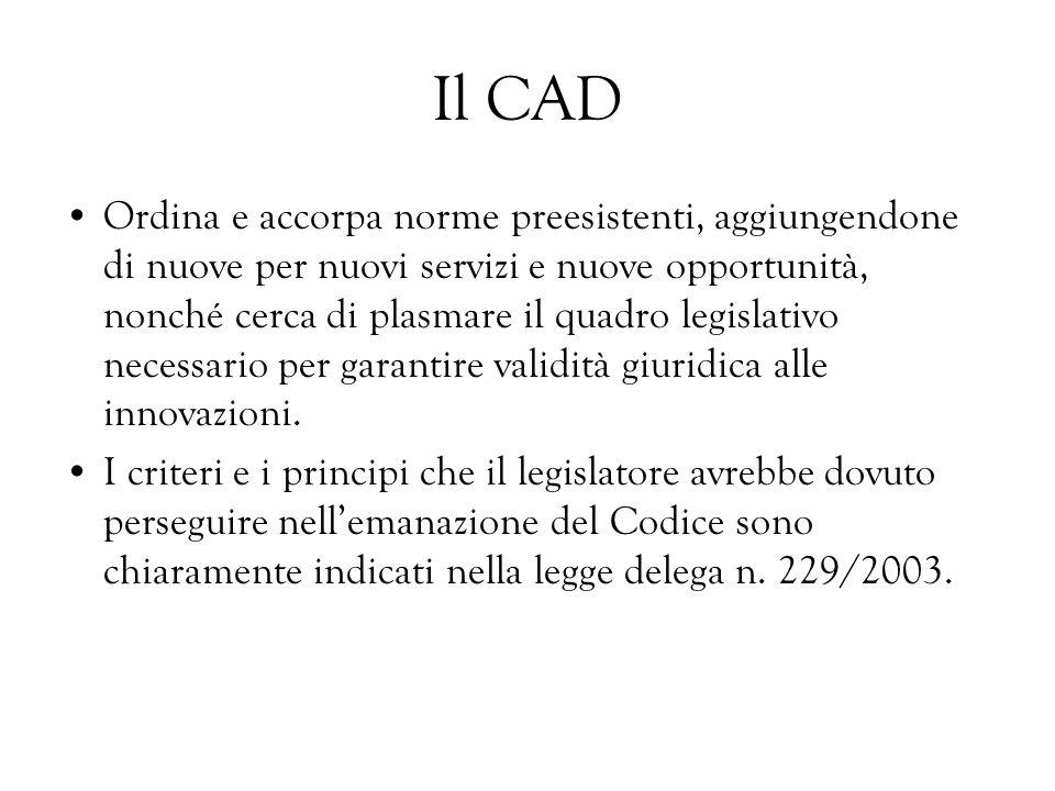 Il CAD
