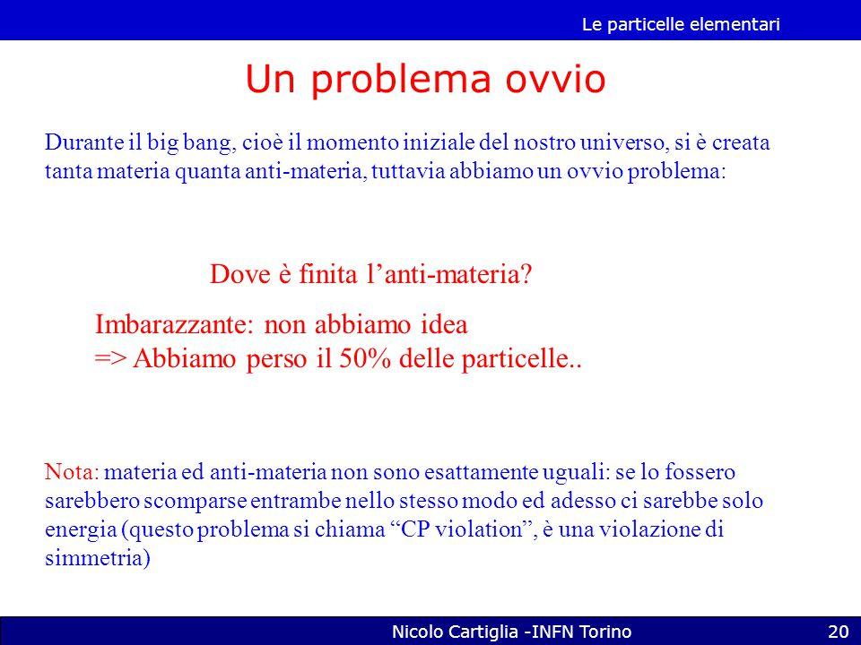 Nicolo Cartiglia -INFN Torino