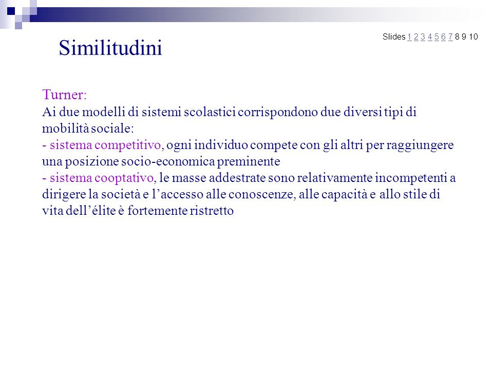 Similitudini Slides