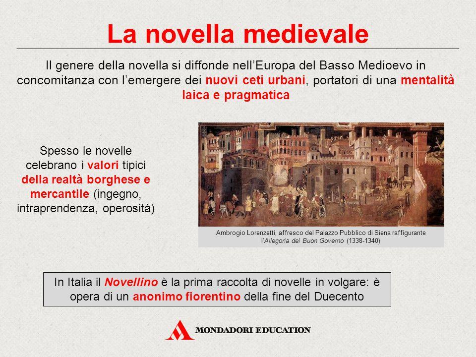 La novella medievale