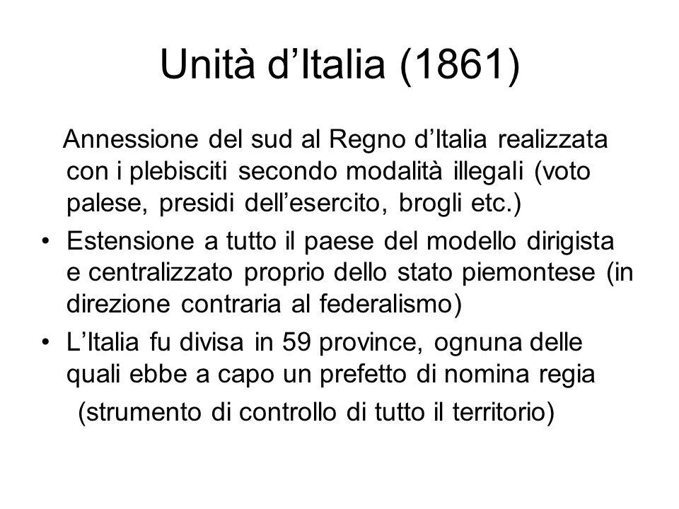 Unità d'Italia (1861)