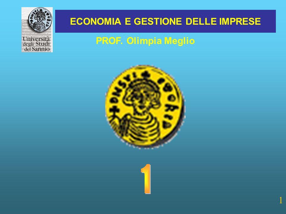 PROF. Olimpia Meglio 1