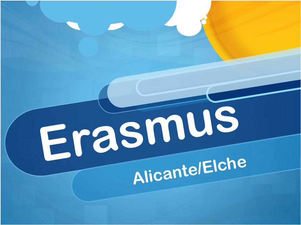 Erasmus alicante elche ppt scaricare for Oficina ryanair madrid