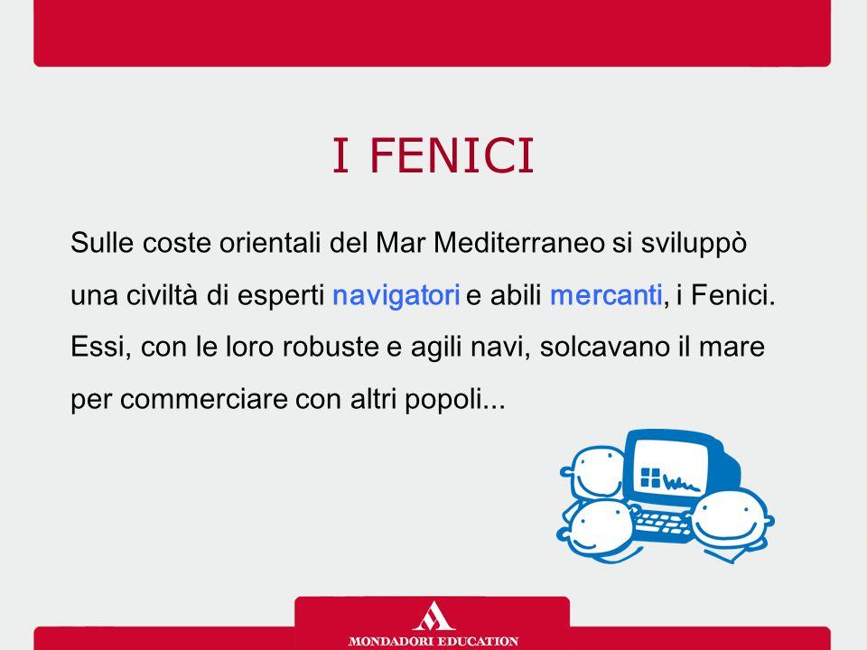 I FENICI