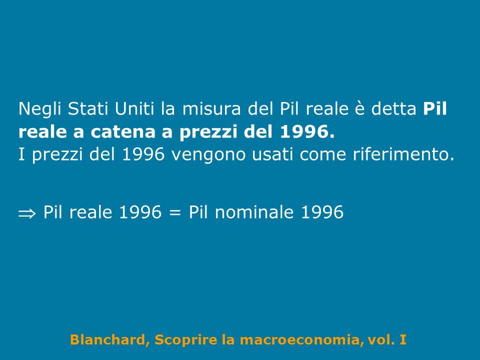 Blanchard, Scoprire la macroeconomia, vol. I