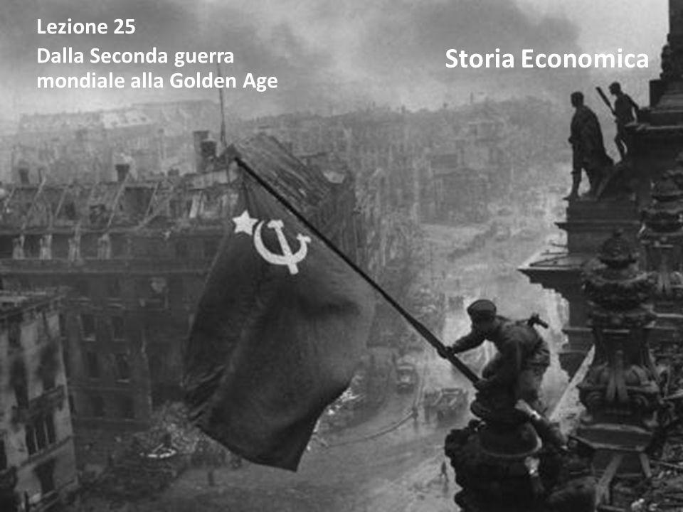 Storia Economica Lezione 25