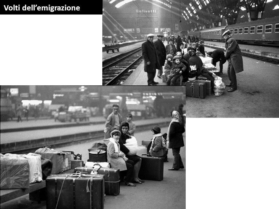 Volti dell'emigrazione