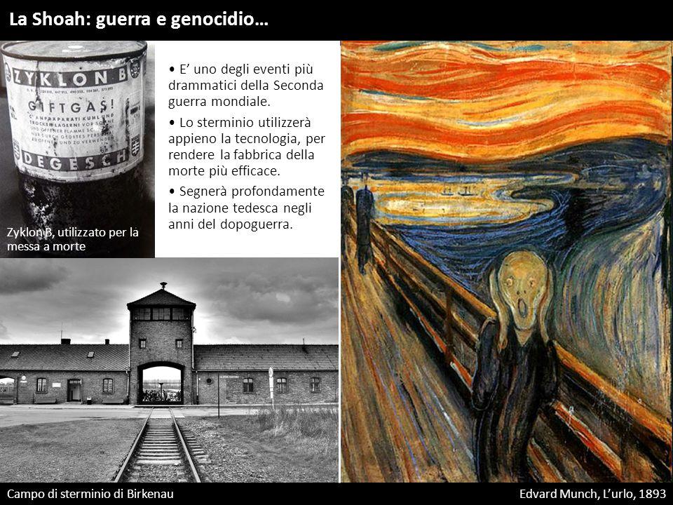 La Shoah: guerra e genocidio…