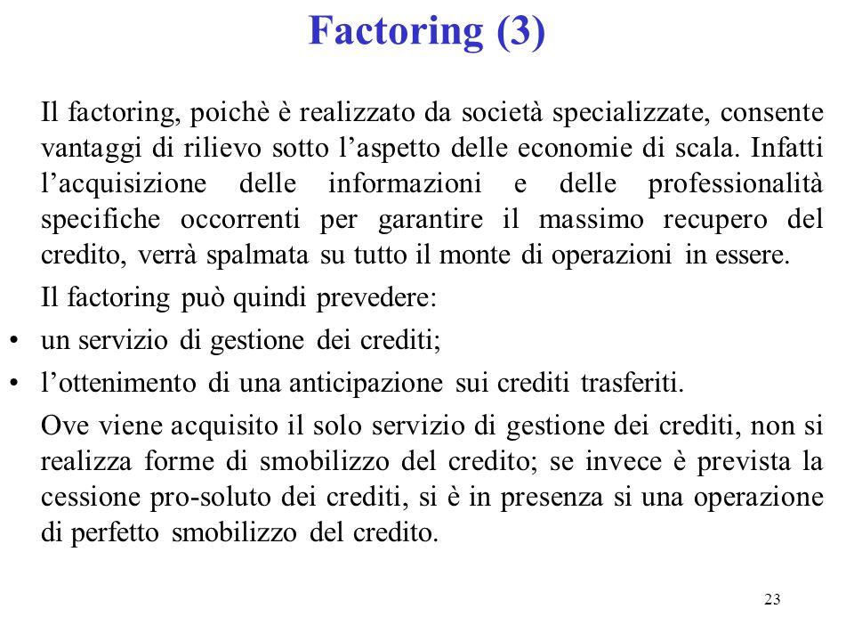 Factoring (3)