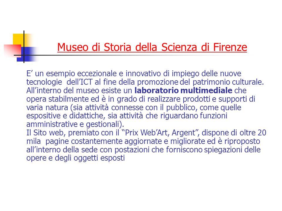 Museo di Storia della Scienza di Firenze