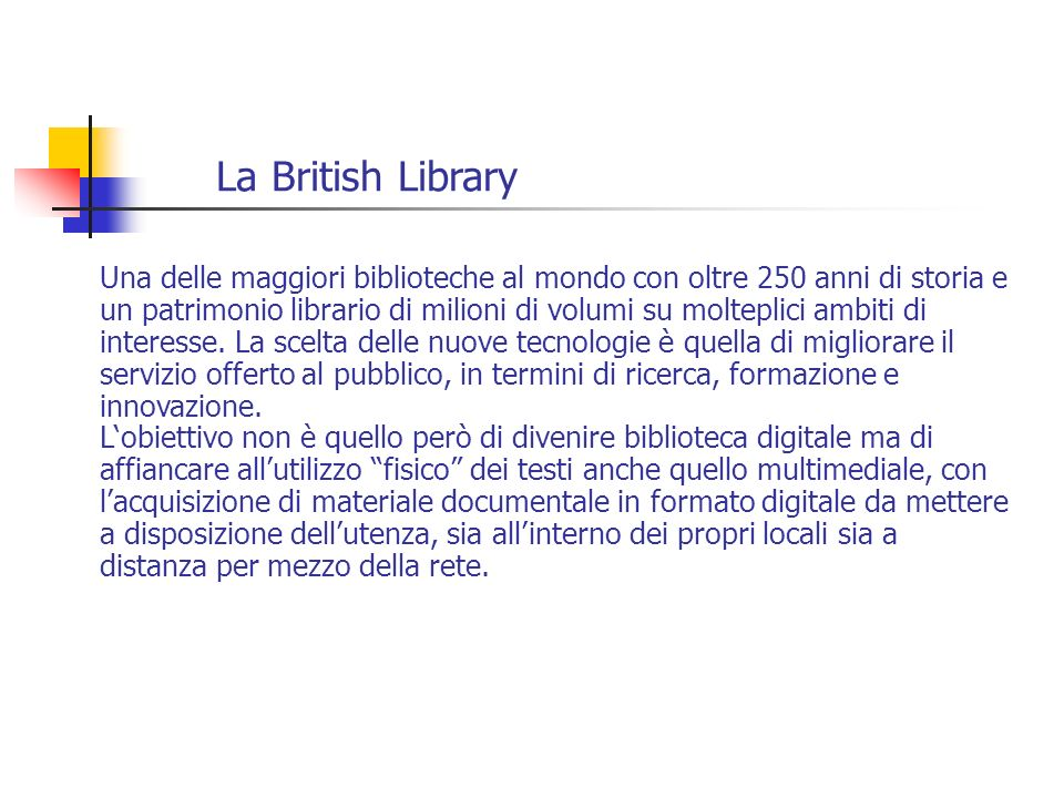 La British Library