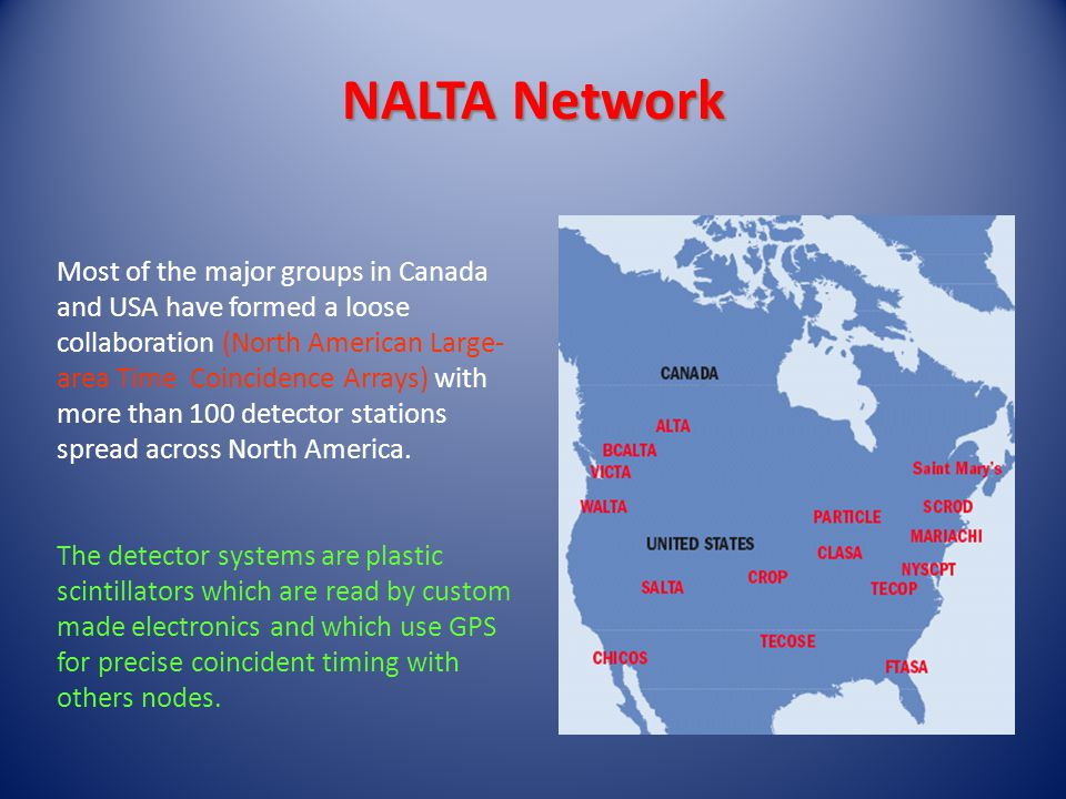 NALTA Network