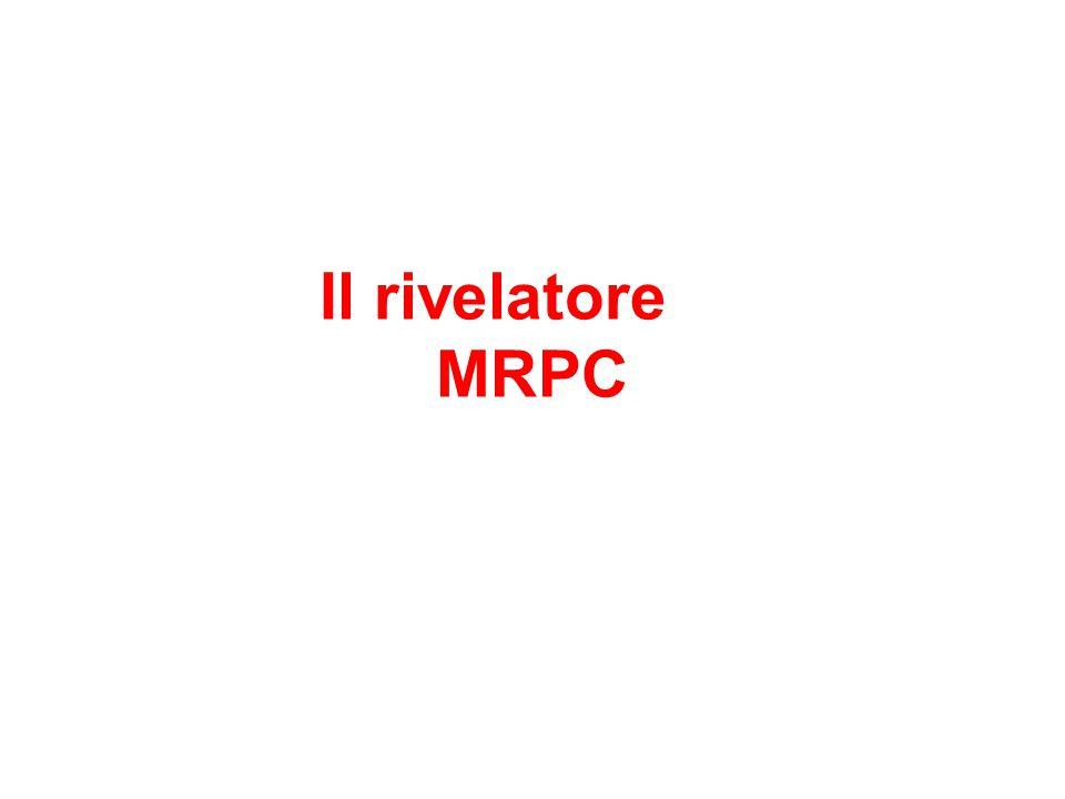 Il rivelatore MRPC