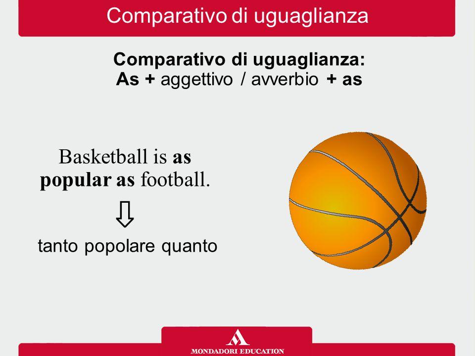 Comparativo di uguaglianza: