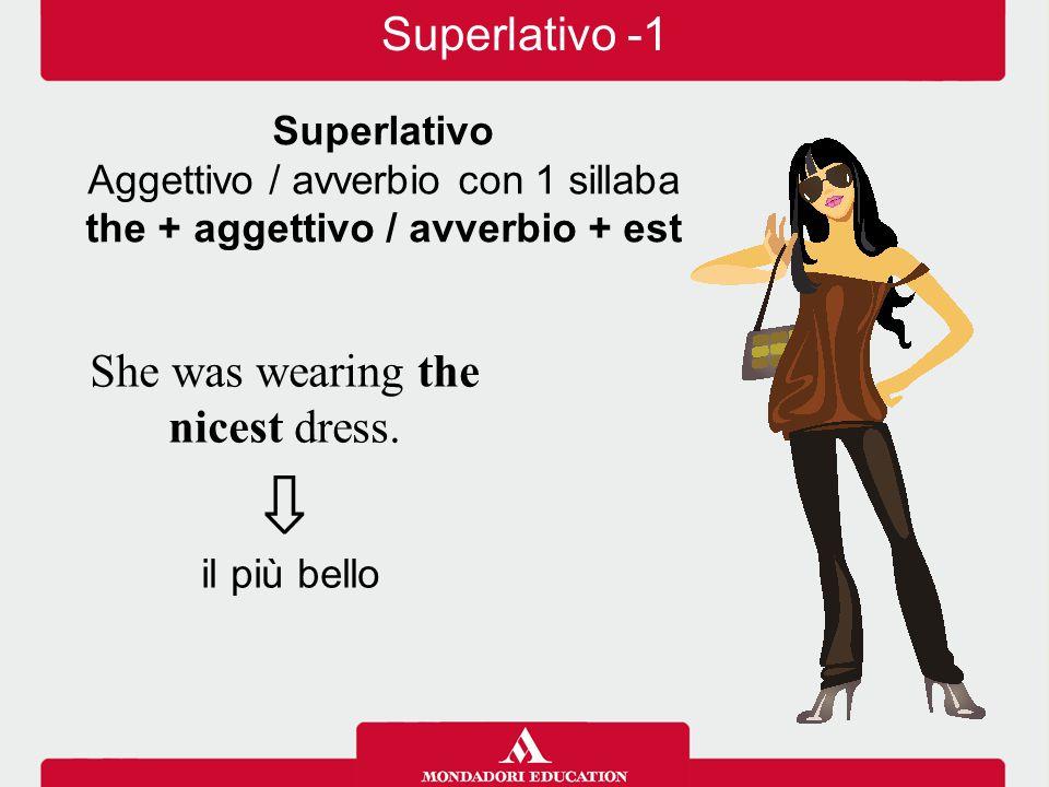 the + aggettivo / avverbio + est