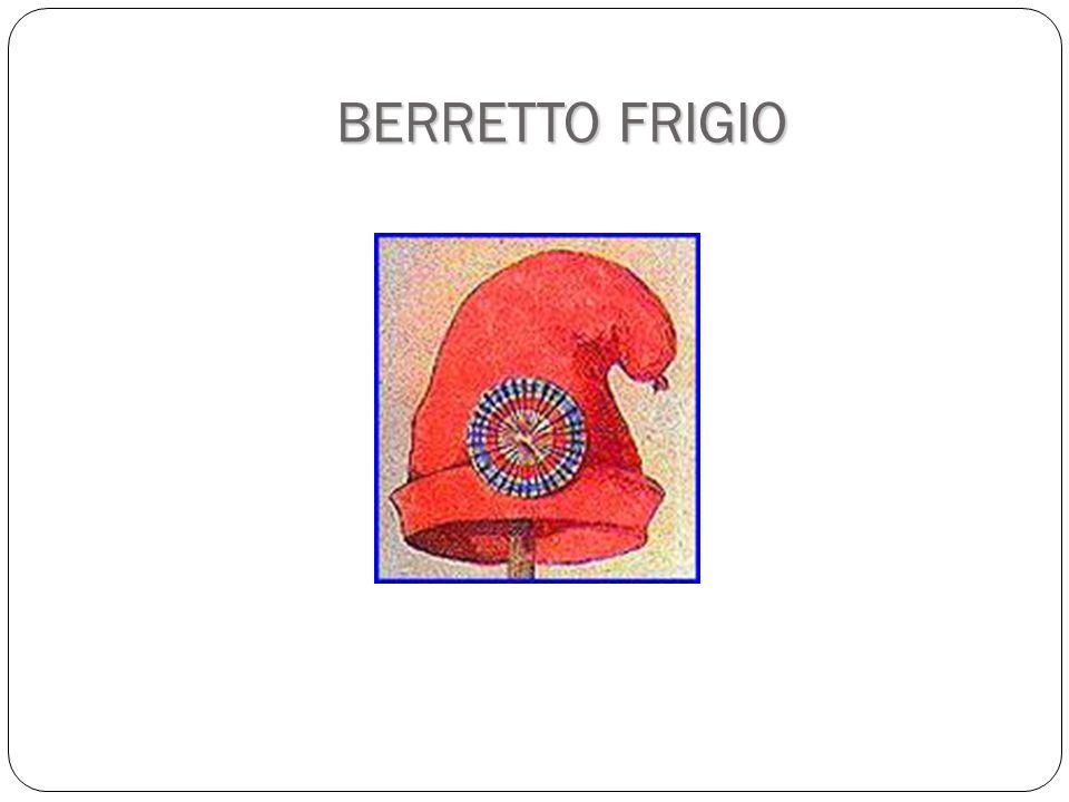 BERRETTO FRIGIO