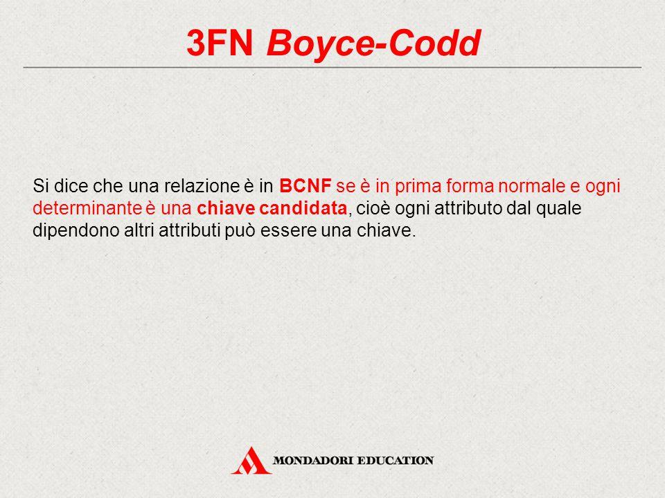 3FN Boyce-Codd