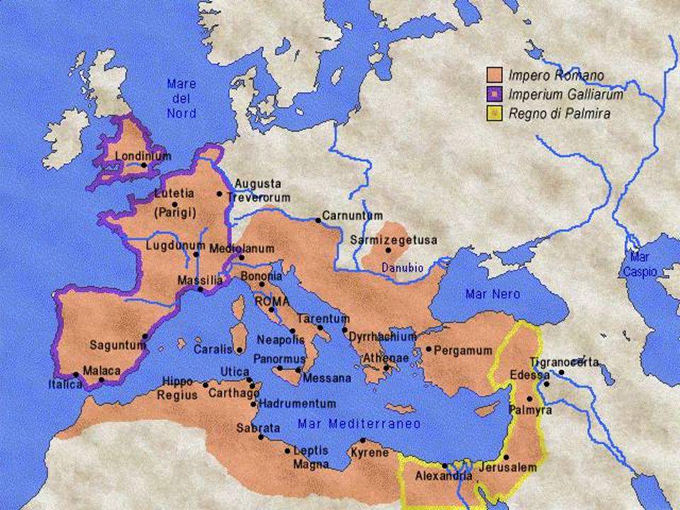 I sec. a.C. - V sec. d.C. Roma imperiale