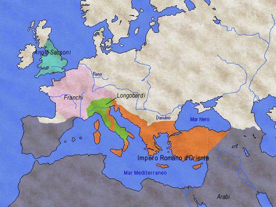 IV - VIII sec. Le invasioni barbariche