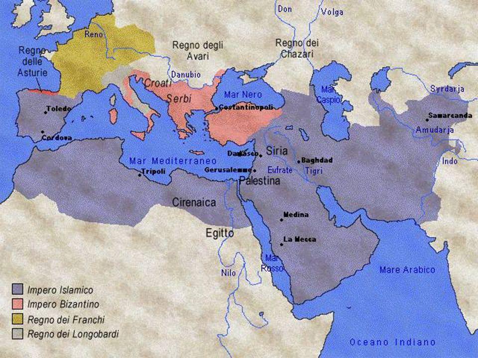 VI - XIII sec. L espansione dell Islam