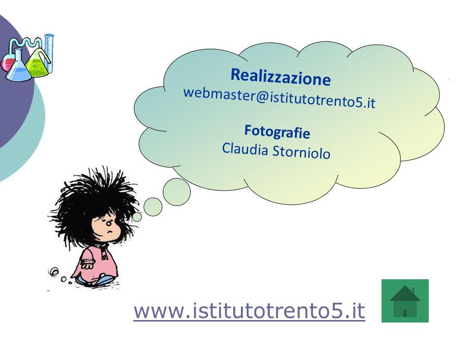 www.istitutotrento5.it Realizzazione webmaster@istitutotrento5.it