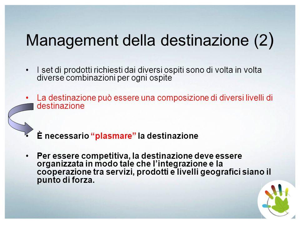 Management della destinazione (2)