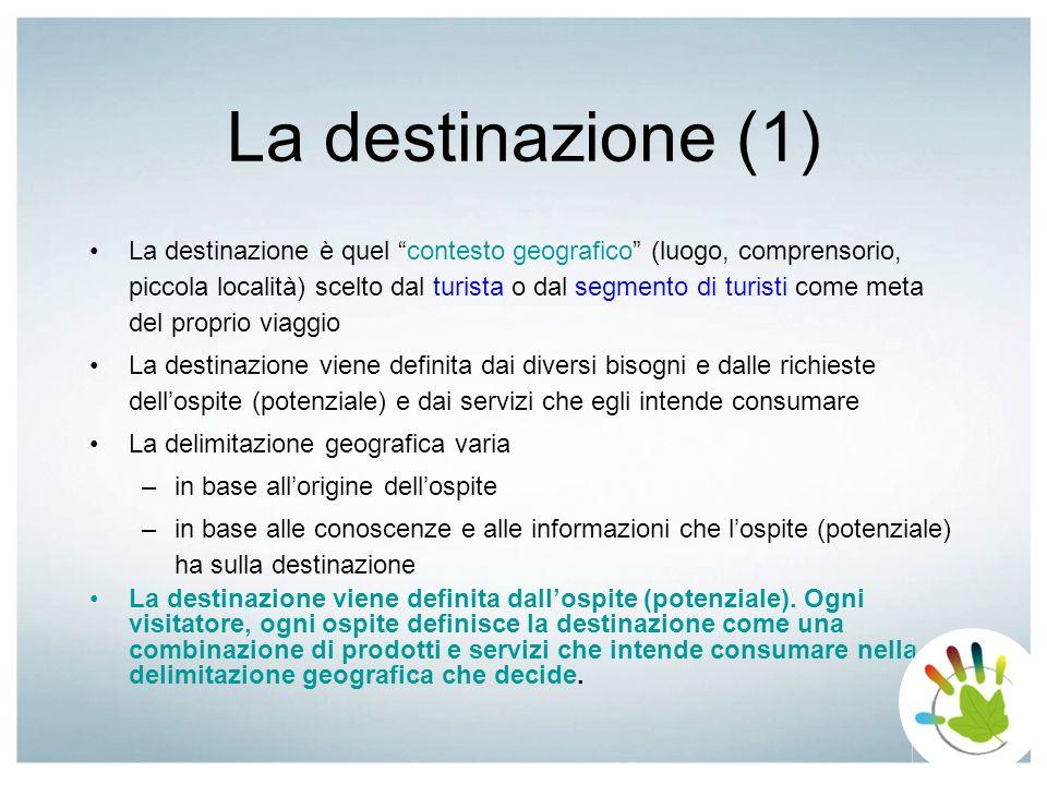 La destinazione (1)