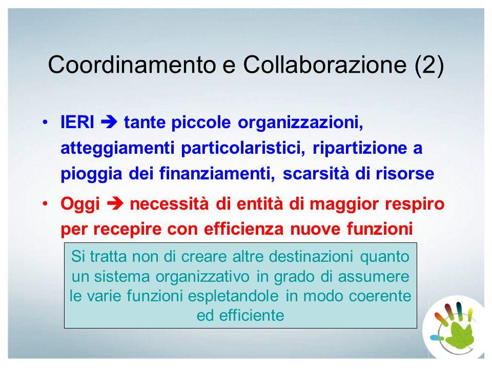 Coordinamento e Collaborazione (2)