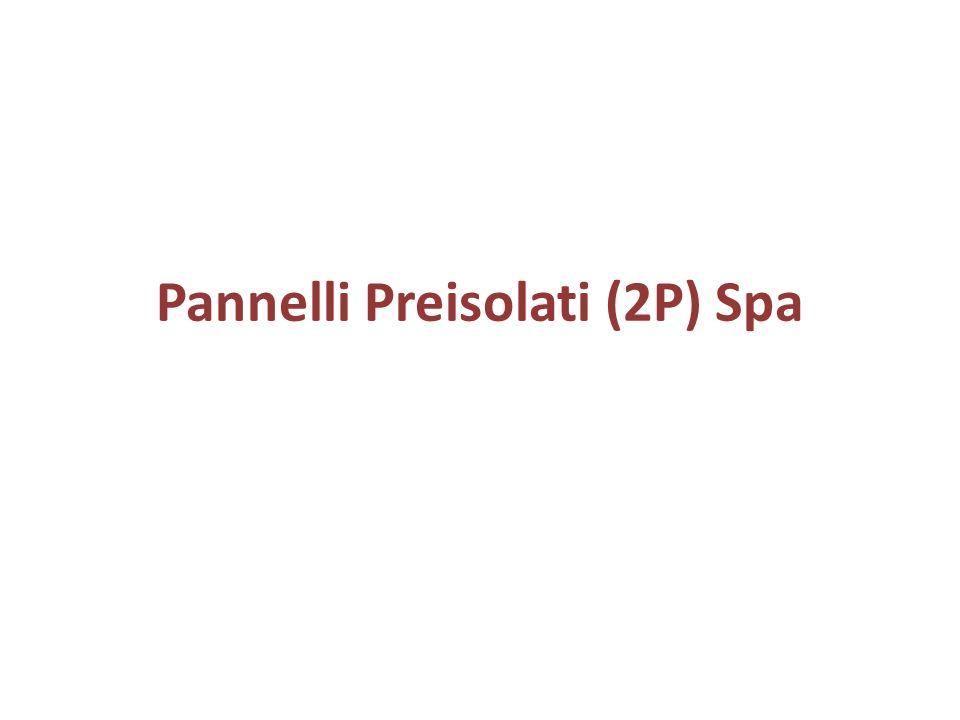 Pannelli Preisolati (2P) Spa