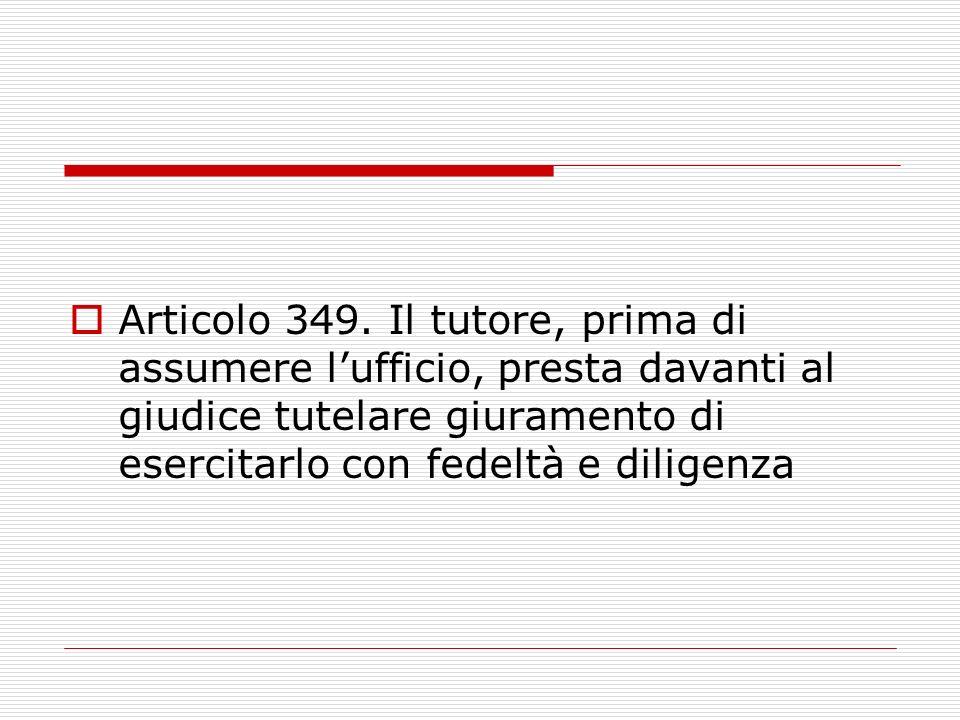 Articolo 349.