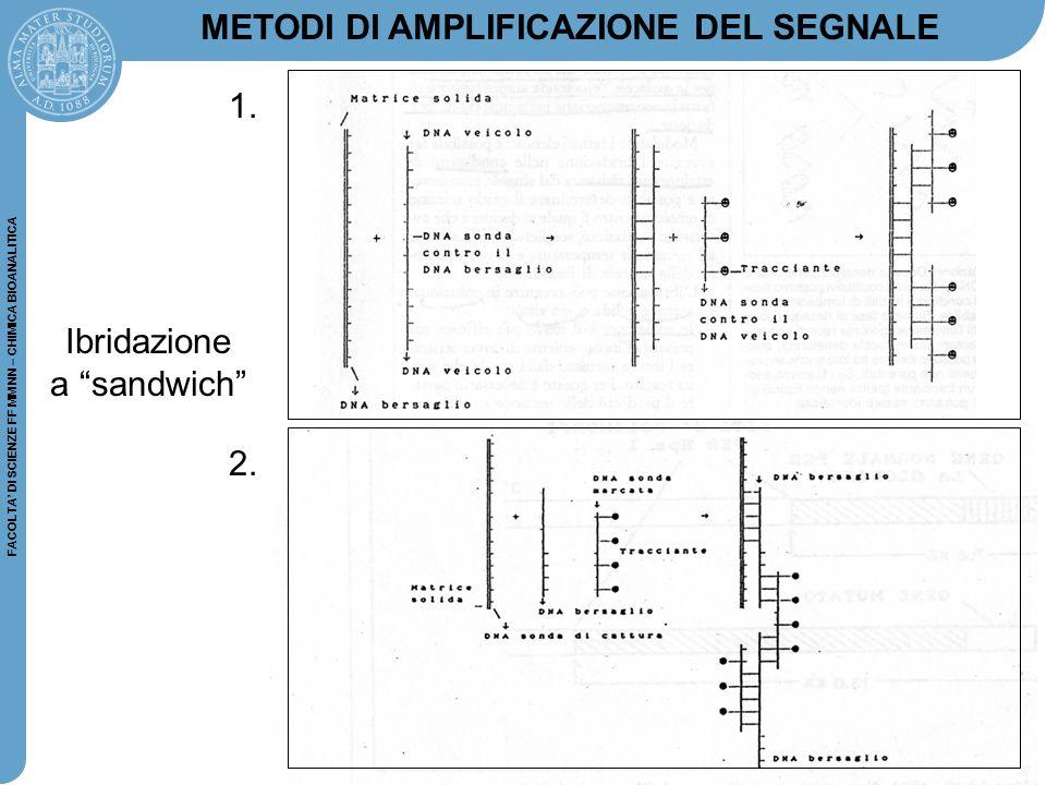 METODI DI AMPLIFICAZIONE DEL SEGNALE
