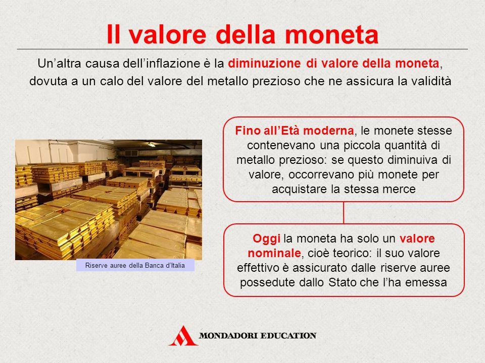 Riserve auree della Banca d'Italia