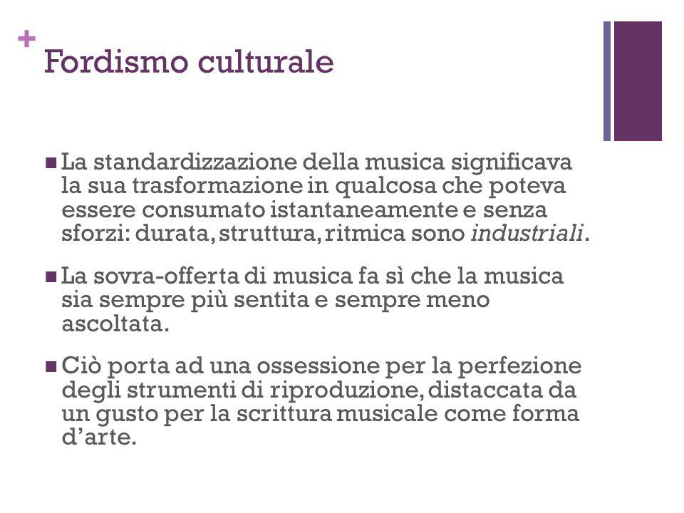 Fordismo culturale