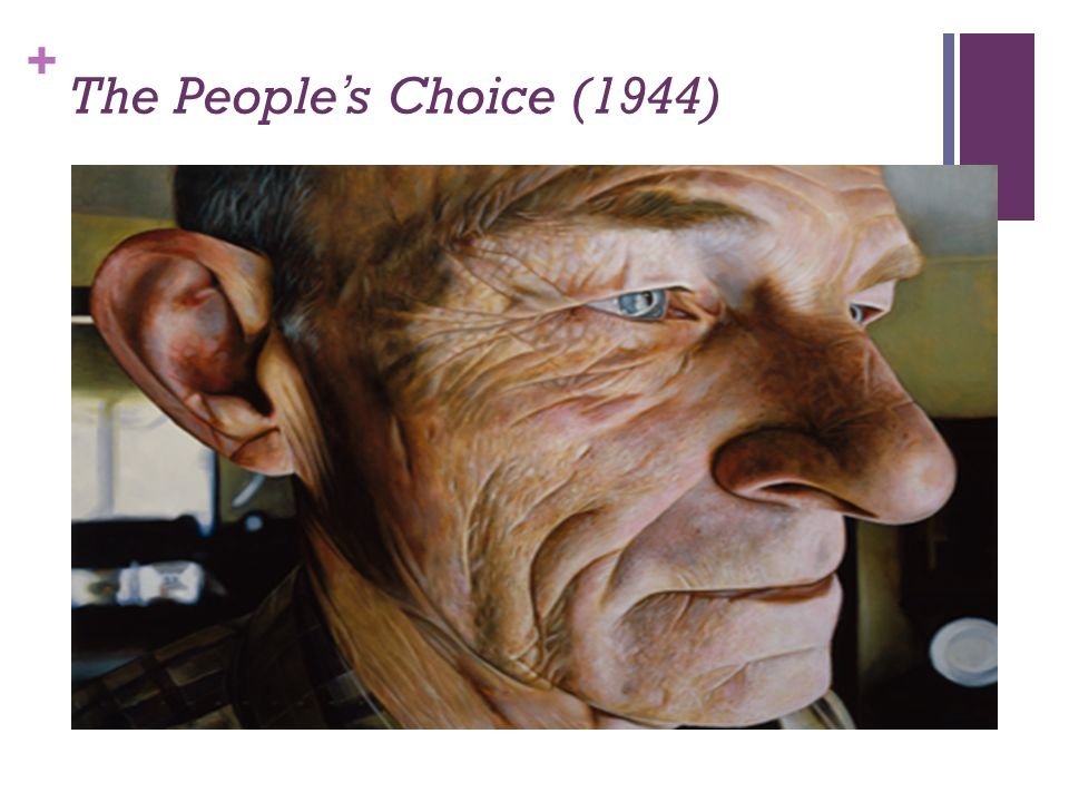 The People's Choice (1944)