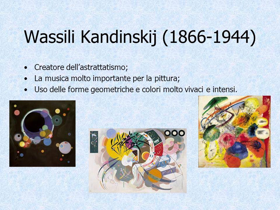 Wassili Kandinskij (1866-1944)