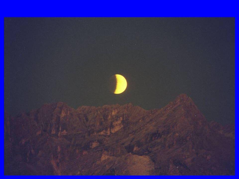 Può essere totale se il cono d'ombra copre interamente la Luna, o parziale se la Luna non entra completamente nel cono d'ombra.