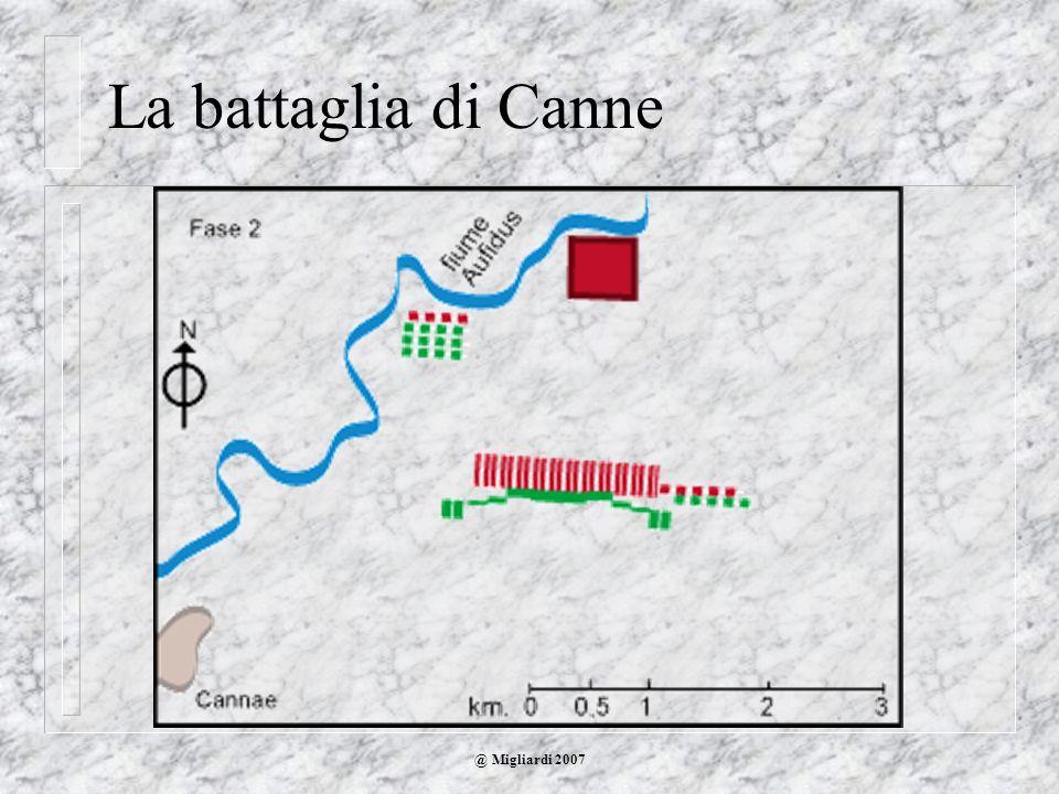 La battaglia di Canne @ Migliardi 2007
