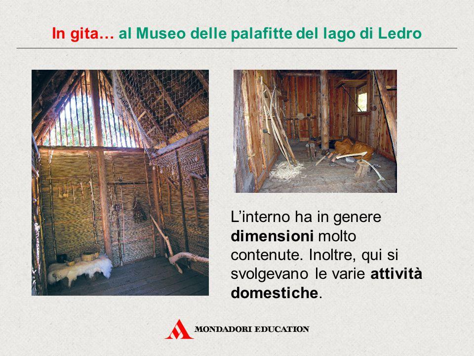 In gita… al Museo delle palafitte del lago di Ledro