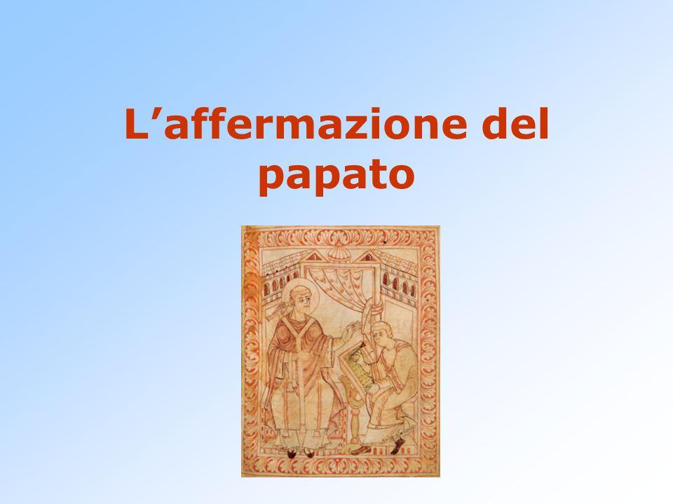 L'affermazione del papato