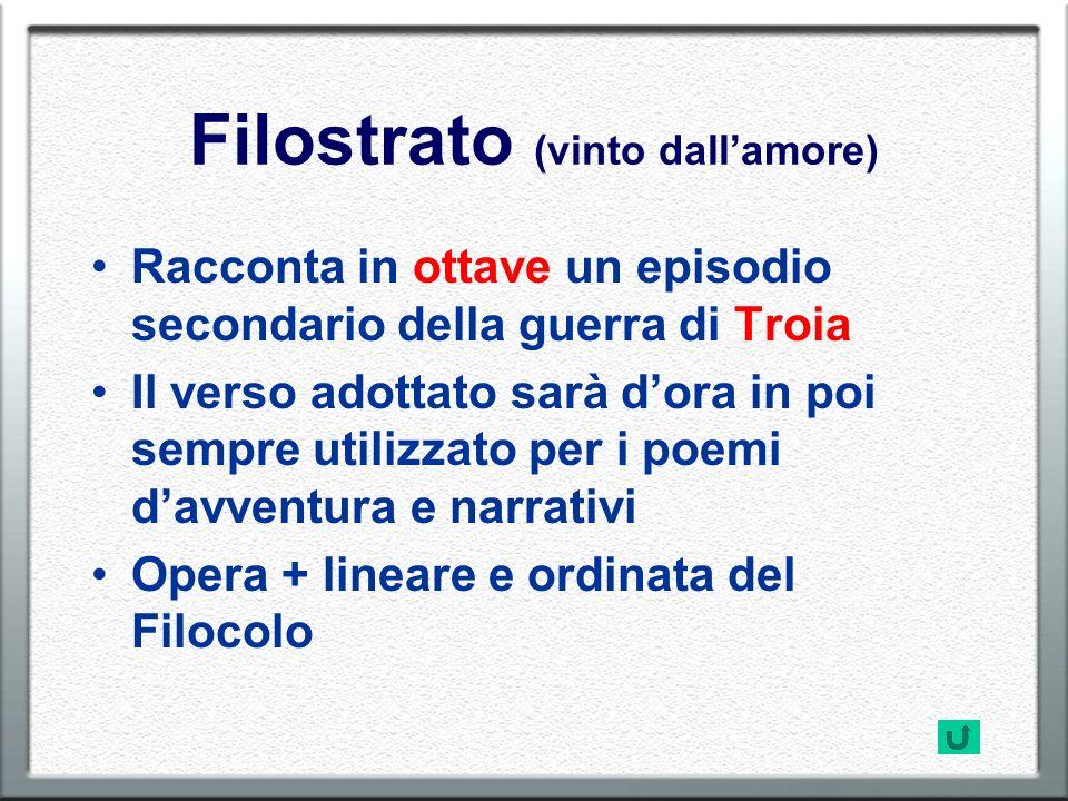 Filostrato (vinto dall'amore)