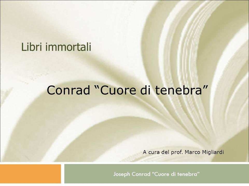 Conrad Cuore di tenebra