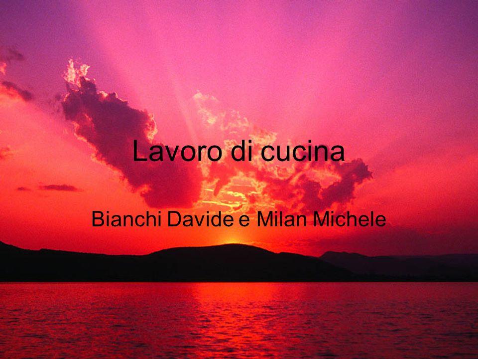 Bianchi Davide e Milan Michele