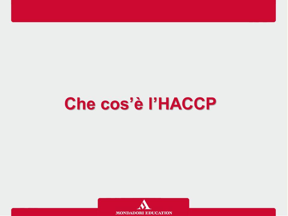 Che cos'è l'HACCP