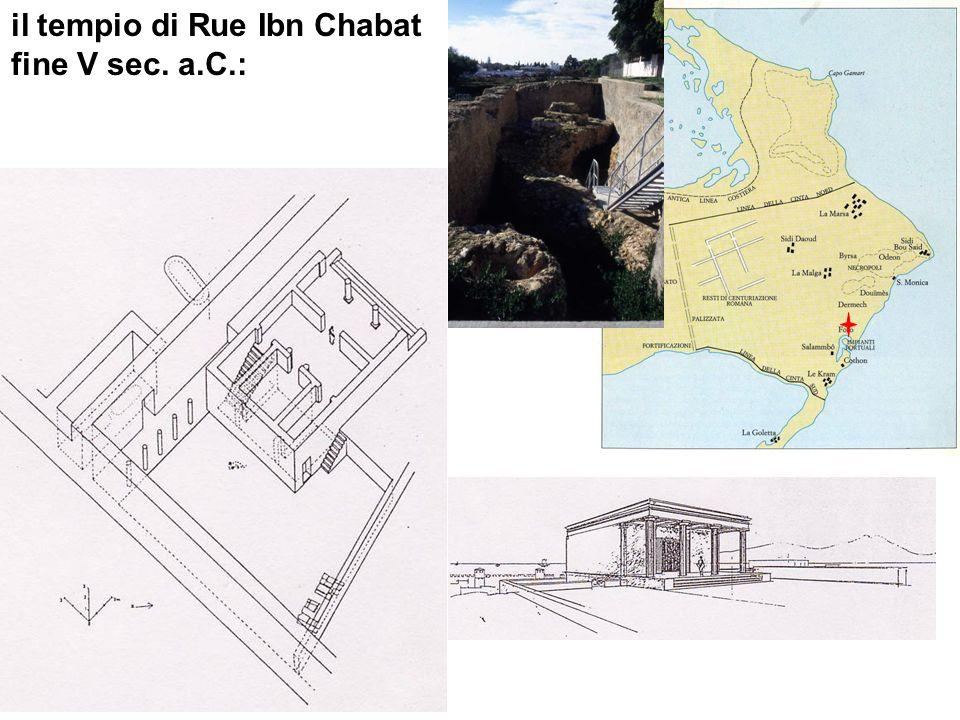 il tempio di Rue Ibn Chabat