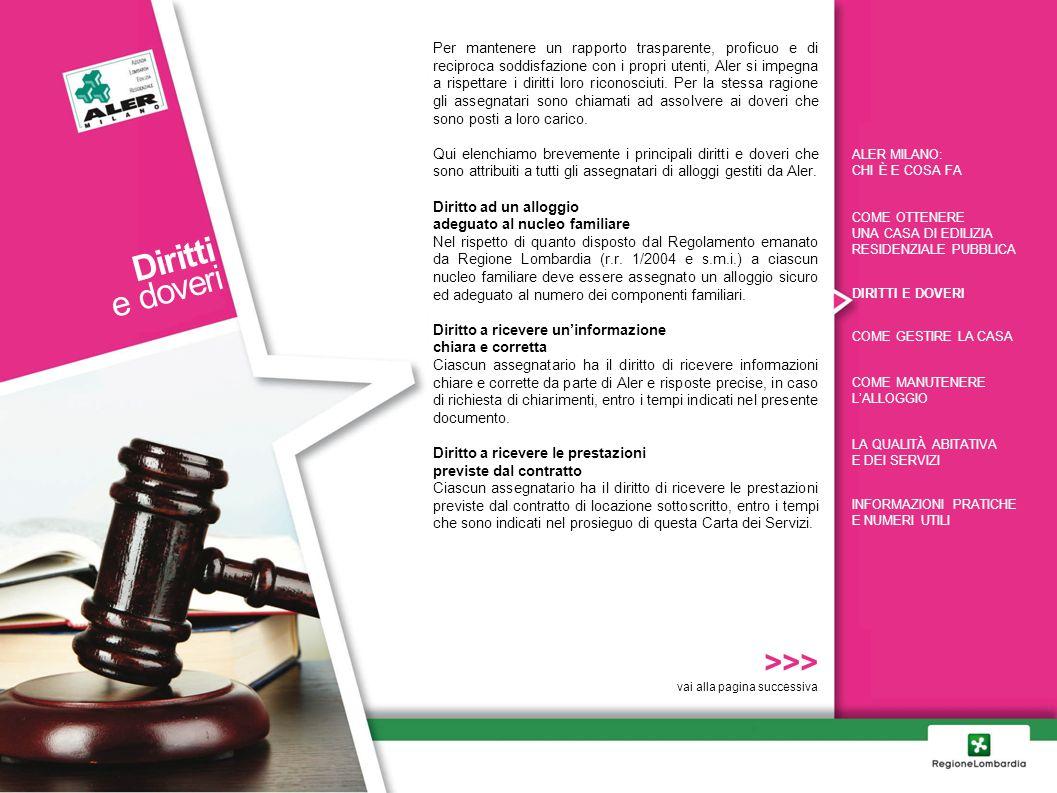 Diritti e doveri >>>