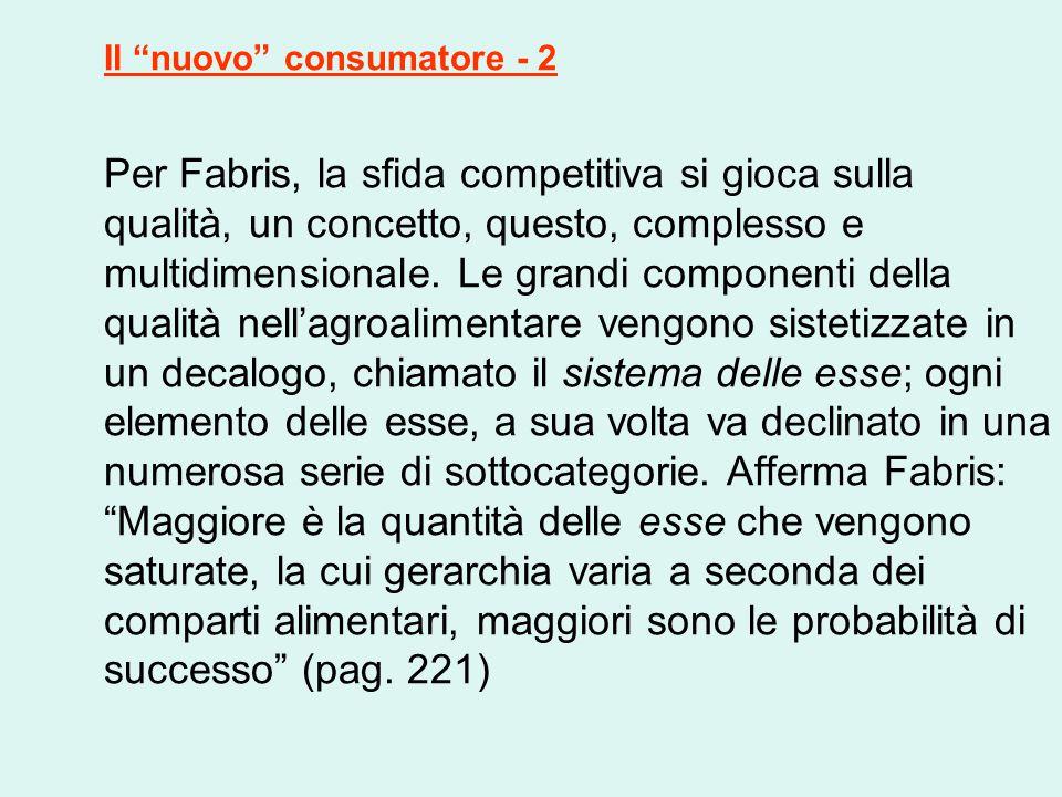 Il nuovo consumatore - 2